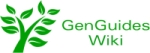 Logo of GenGuidesWiki