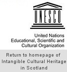 Logo of Intangible Cultural Heritage in Scotland
