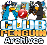 Logo of Club Penguin Archives