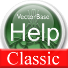 Logo of VectorBase Help System